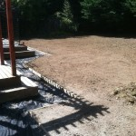 Monroe homeowners upgrade yard